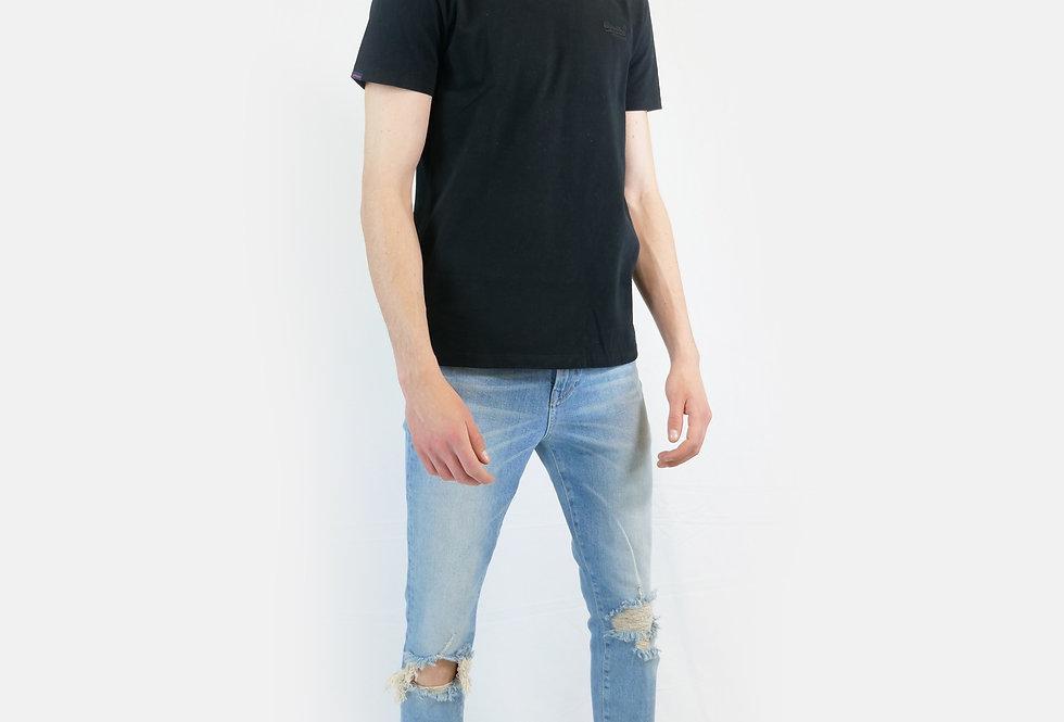SUPERDRY - Jeans slim sunset blue vintage
