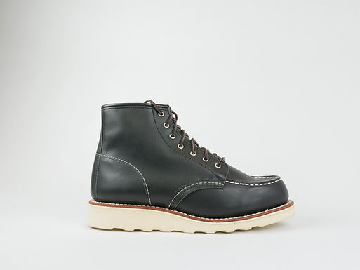 RED WING - 3373 6'' Moc Toe Black Boundary