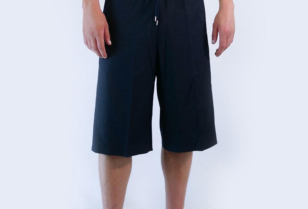 BARROW - Pantaloncino corto con fascia logo laterale