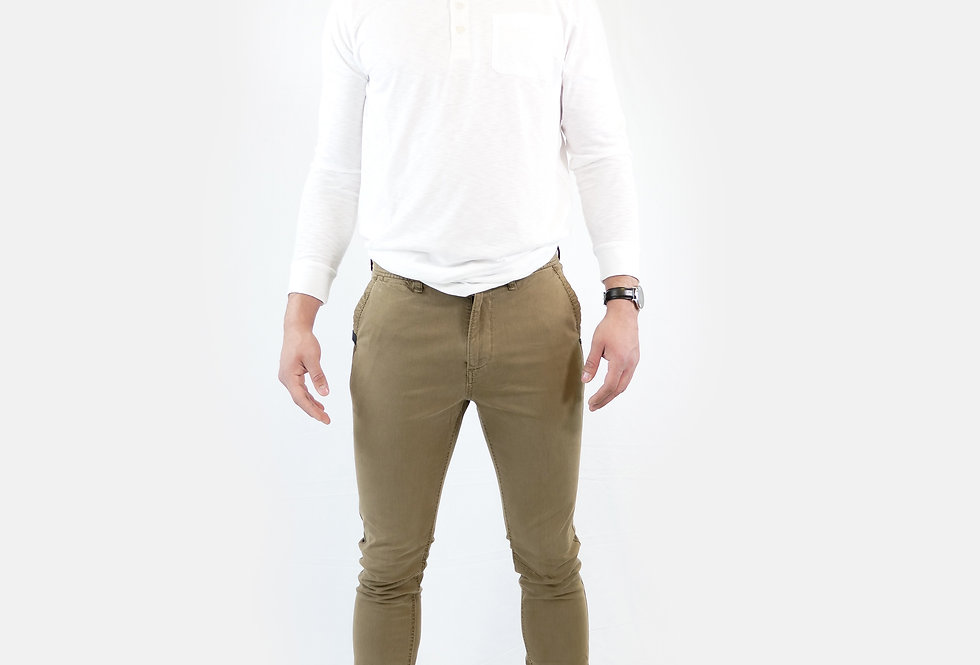 SUPERDRY -Surplus goods chino trousers