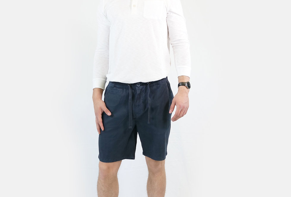 SUPERDRY - Sunscorched chino short  midnight navy