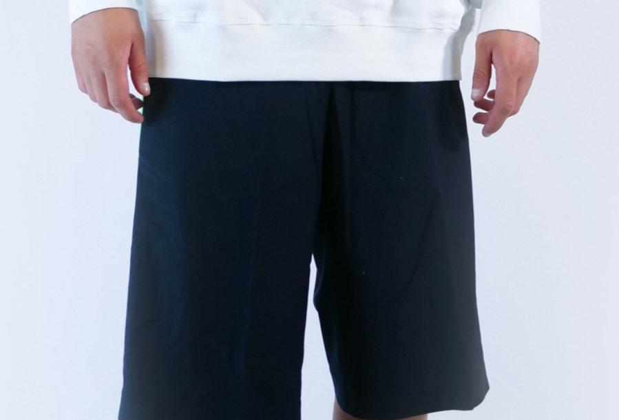 BARROW - Pantaloncini con fascia logo laterale