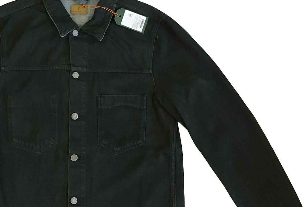 NUDIE JEANS - Ronny Army coated indigo B26/DENIM