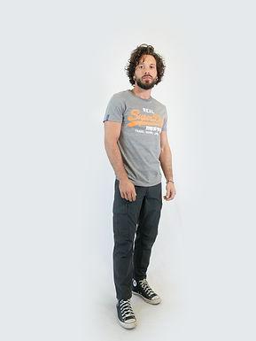 SUPERDY - T-Shirt vl ac tee