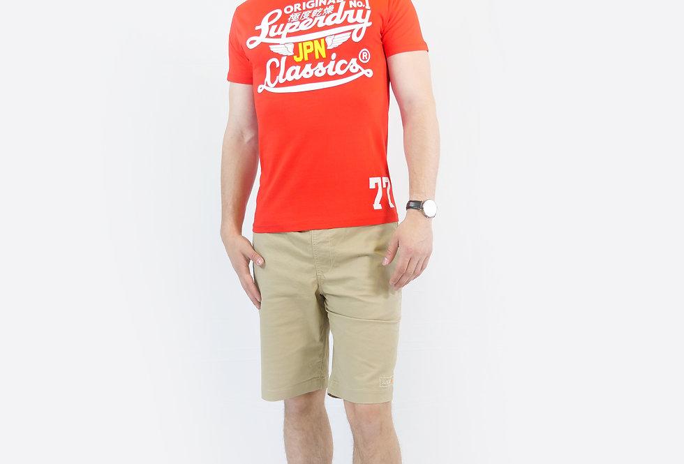 SUPERDRY - T-shirt original Jpn classic logo