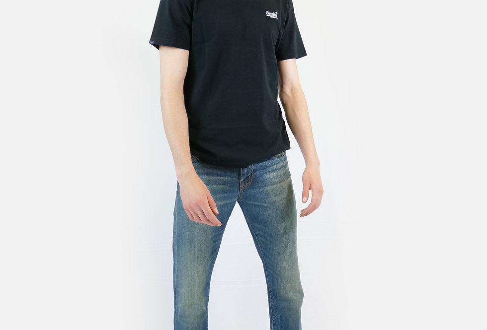 SUPERDRY - Jeans skinny laurel vintage blue