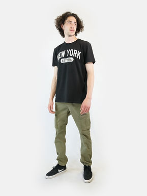SUPERDRY - Pantalone core cargo khaki