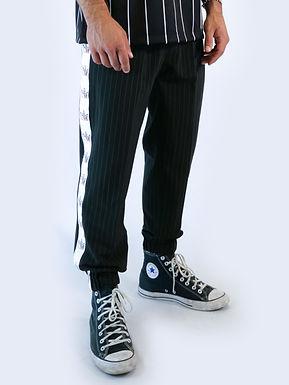 BARROW - Pantalone con fascia logo laterale
