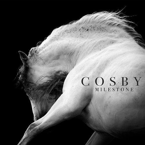 """COSBY - """"Milestone"""" LP Vinyl"""