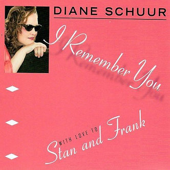 Jazzy Fryday Performer - Diane Schuur - I Remember You (Autographed CD)