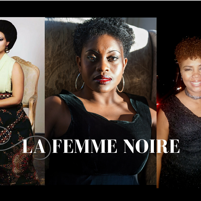 La Femme Noire: The Celebrated Woman