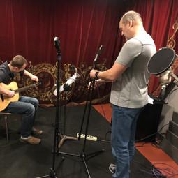 John and JP in studio.JPG