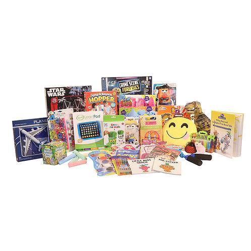 Girl & Boy Family Toy Hamper 3-6 Years