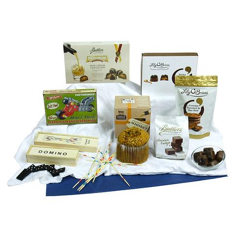 Chocolate & Activity Hamper