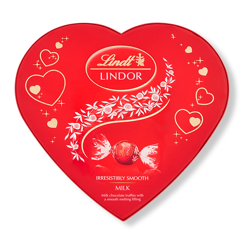 Lindt Amour Heart Milk