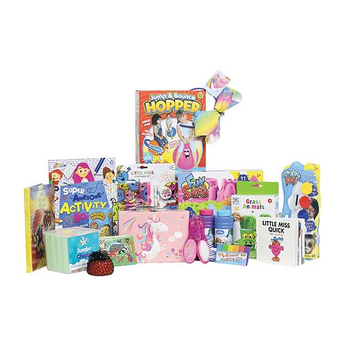 Premium Girls Toy Hamper - 4 to 5 Years