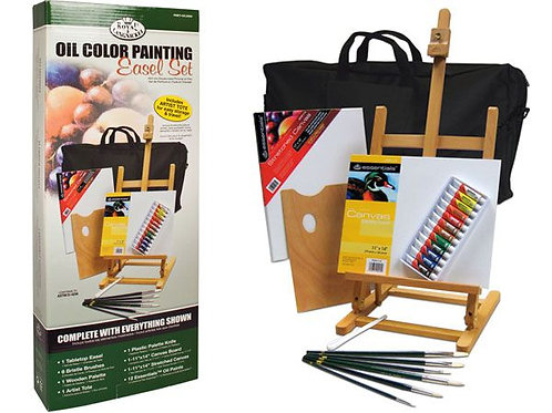 Oil Painting Easel Set