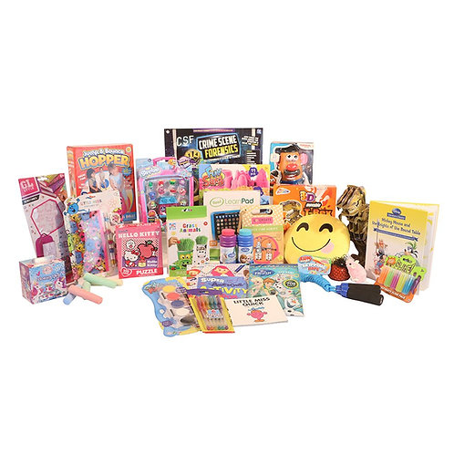 Girls Family Toy Hamper 3-6 Years