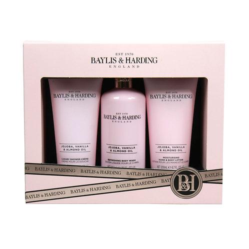Baylis and Harding - Jojoba, Vanilla and Almond oil collection - Small
