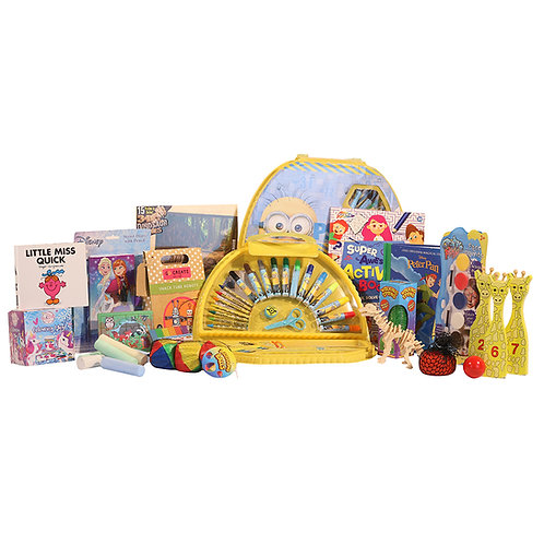 Girls Toy Hamper - 4 to 5 Years