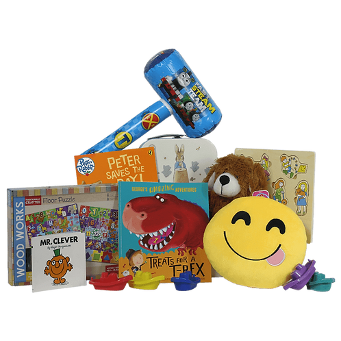Boys Toy Hamper - 1 to 2 Years