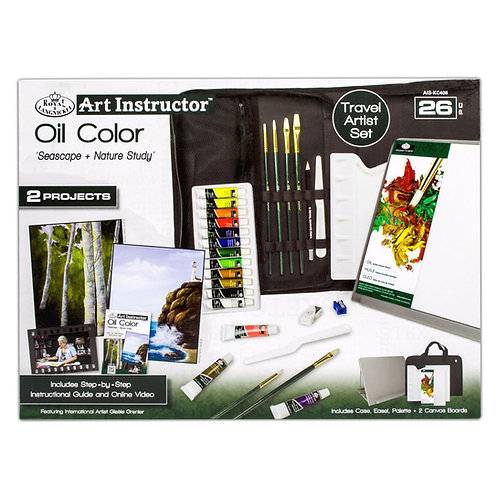 Art Instructor Oil Painting Set