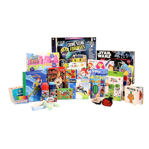 Boys Toy Box - 4 to 5 Years