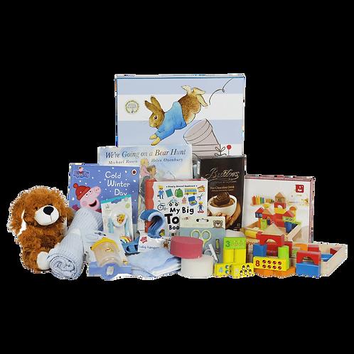 Premium Baby Boy Toy Hamper - 0 to 12 Months