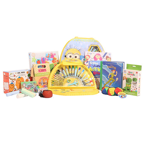Boys Toy Hamper - 3 to 4 Years