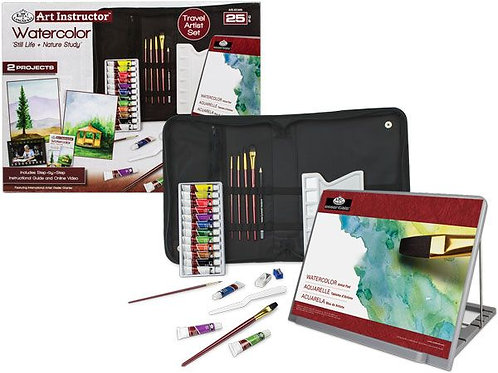 Art Instructor Watercolour Painting Set
