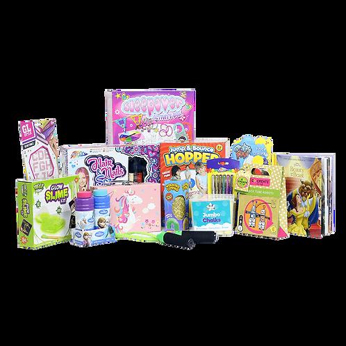 Girls Toy Box - 5+ Years
