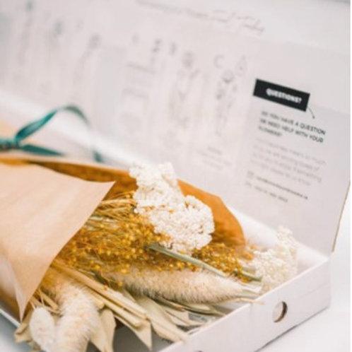 Wix - Dried Flower Letterbox Arrangement