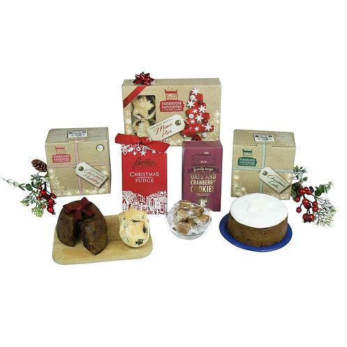 Tasty Festive Christmas Treats Hamper