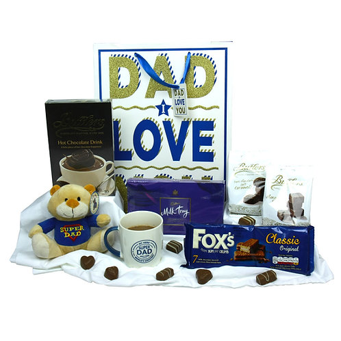 Fathers Day Treat Bag