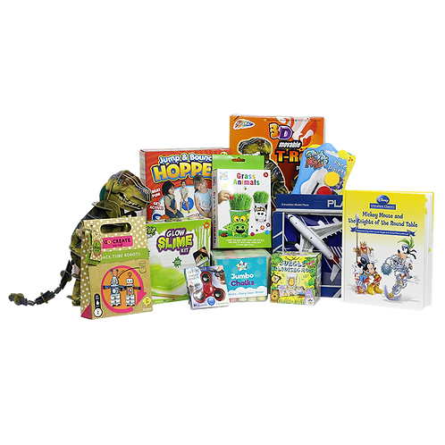 Boys Toy Hamper - 5+ Years
