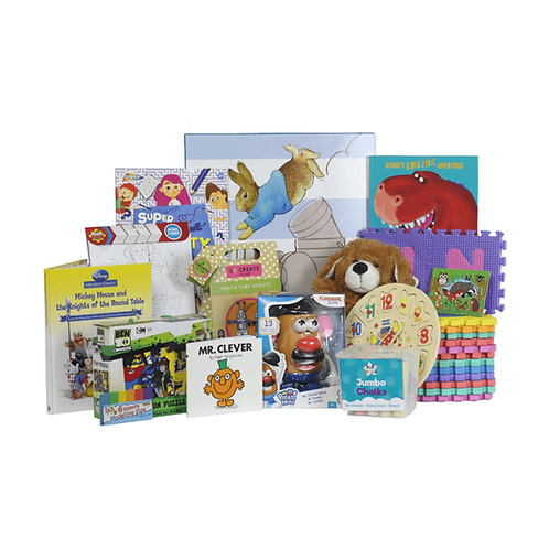 Premium Boys Toy Hamper - 2 to 3 Years