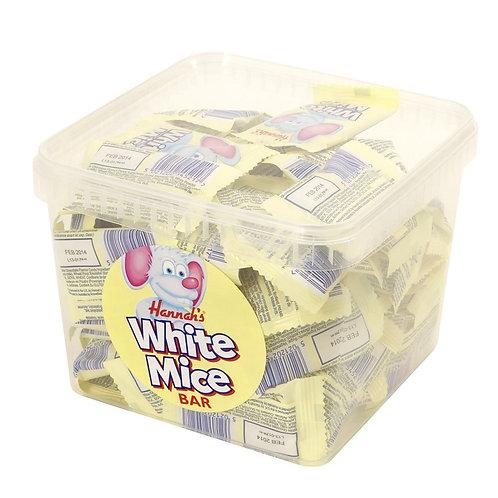 Hannah's White Mice - 80 x 14g bars