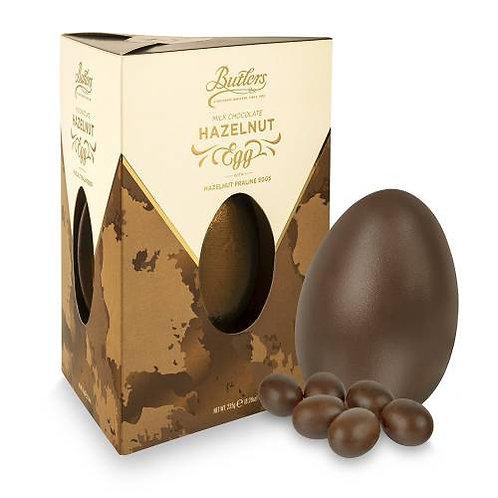Butlers Milk Chocolate Hazelnut Egg - 235g