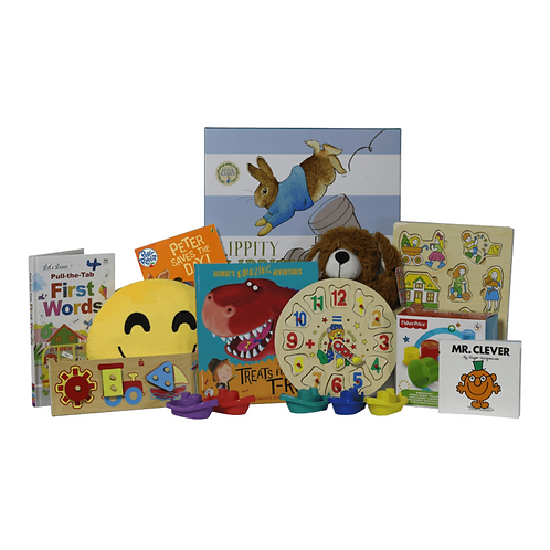 Premium Boys Toy Hamper - 1 to 2 Years