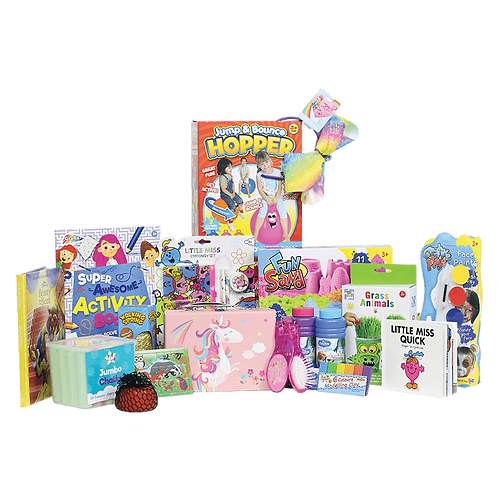 Girls Toy Box - 4 to 5 Years