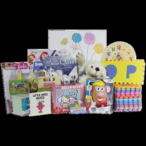 Girls Toy Box - 2 to 3 Years