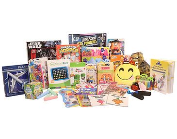 Mixed Family Toy Hamper 3-6 Years Old -