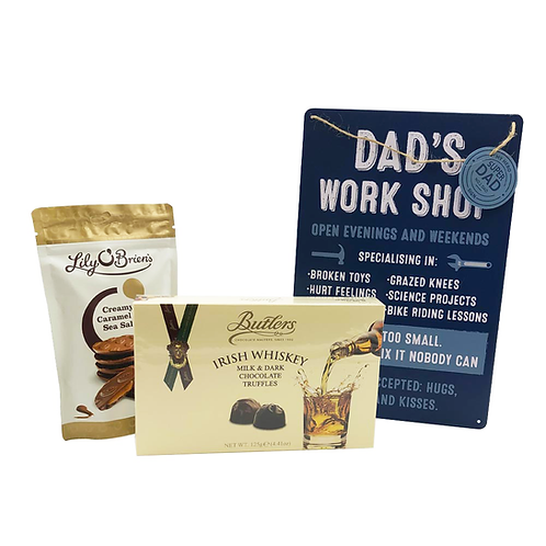 Father's Day Work Shop Treat Bag