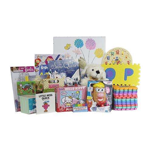 Premium Girls Toy Hamper - 2 to 3 Years