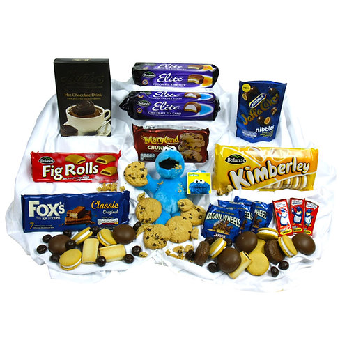 Cookie Monster Biscuit Hamper