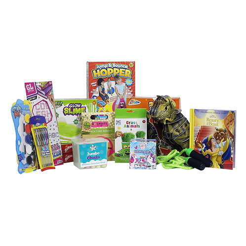 Girls Toy Hamper - 5+ Years