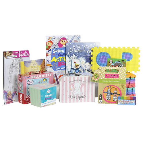 Girls Toy Hamper - 2 to 3 Years
