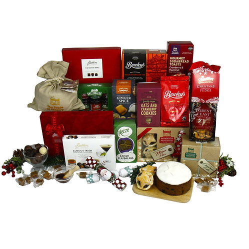 Christmas Galore Hamper (100% Irish)