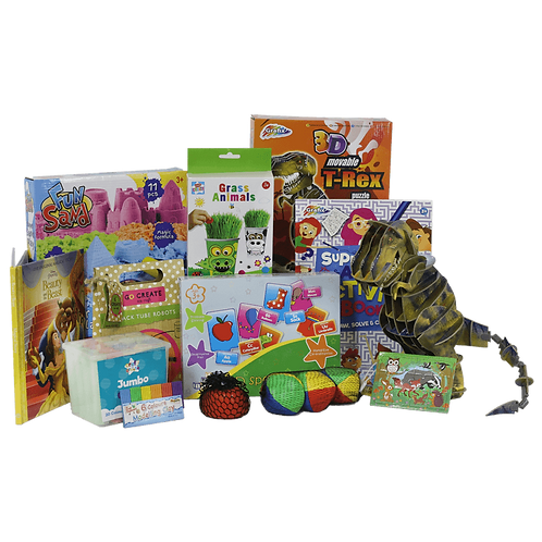 Girls Toy Hamper - 3 to 4 Years