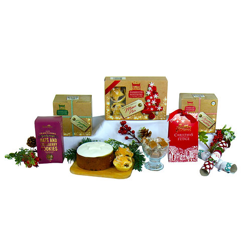 Tasty Festive Christmas Treats Hamper (100% Irish)